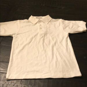 New with Tags- white shirt for school uniform
